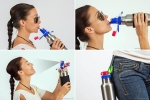 Golf Bottle product